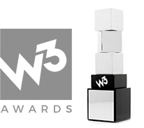 W3 Awards image