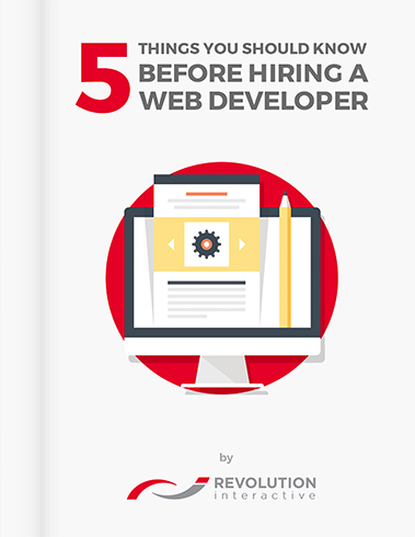 5 THINGS YOU SHOULD KNOW BEFORE HIRING A WEB DEVELOPER