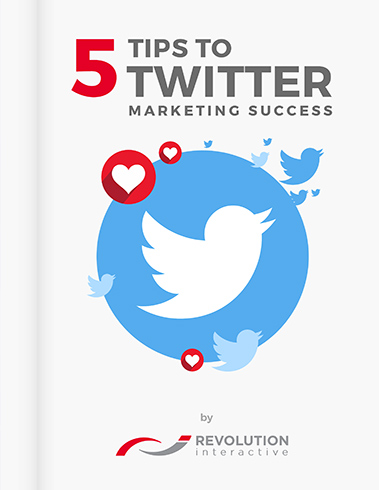 5 TIPS TO TWITTER MARKETING SUCCESS